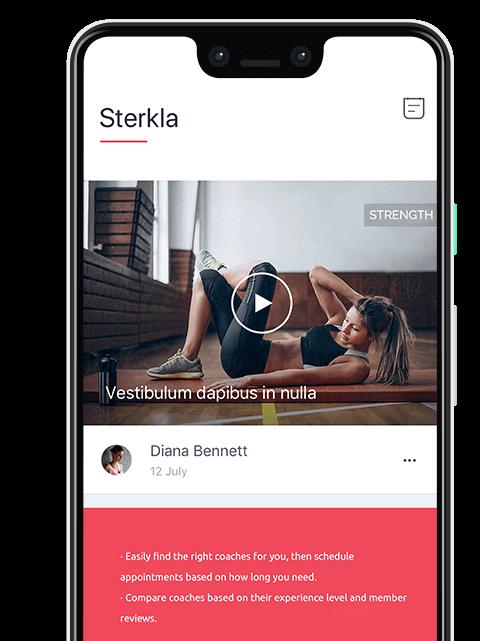 Sterkla App