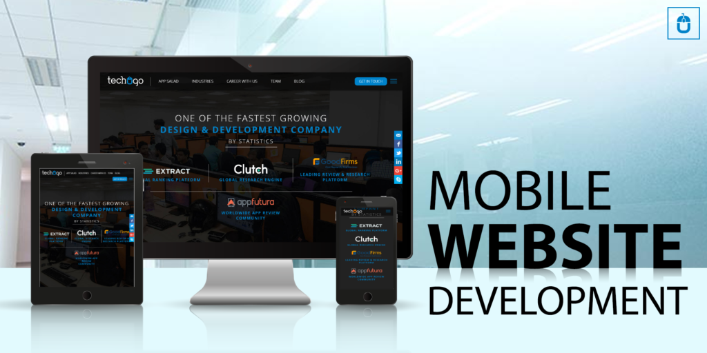 Mobile Web App Development