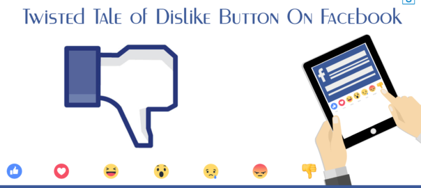 dislike button