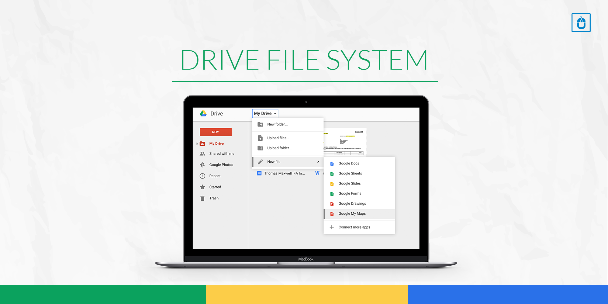 data file system