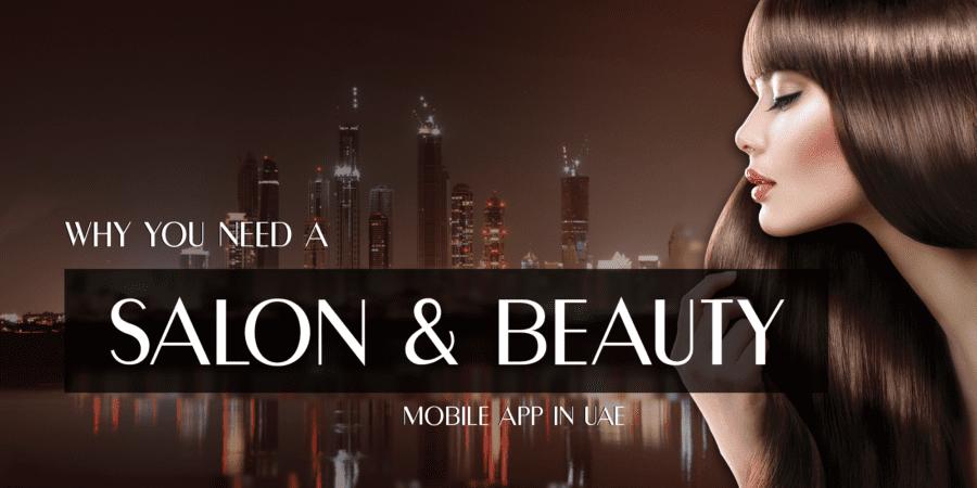 salon beauty mobile app