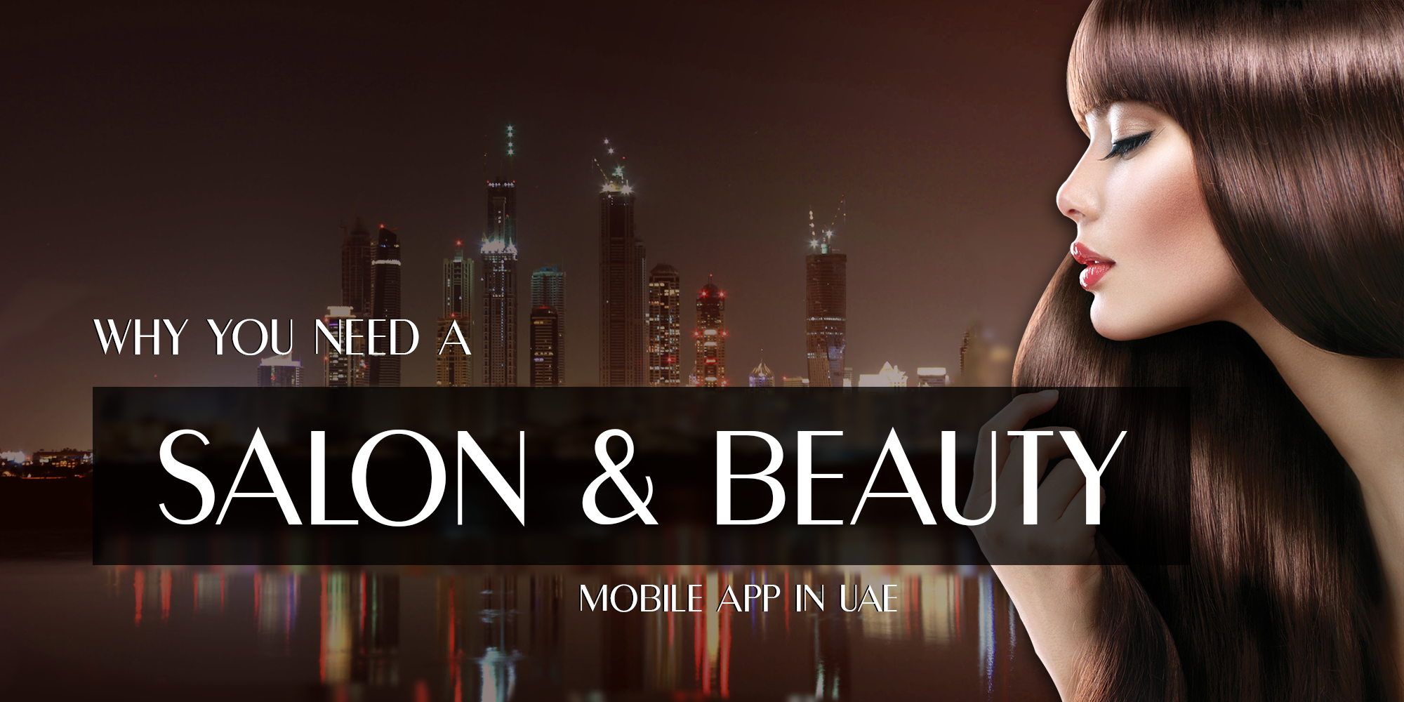 Why you need a salon beauty mobile app in uae for Beauty salon in uae