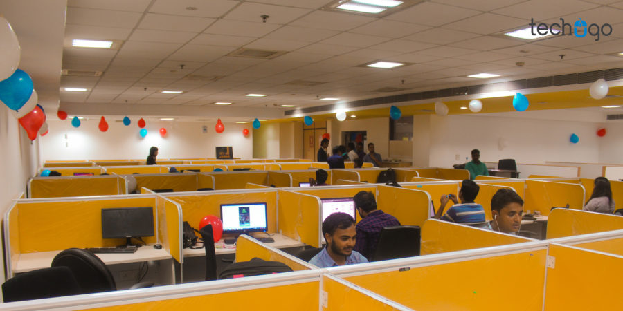 Techugo New Office Pic
