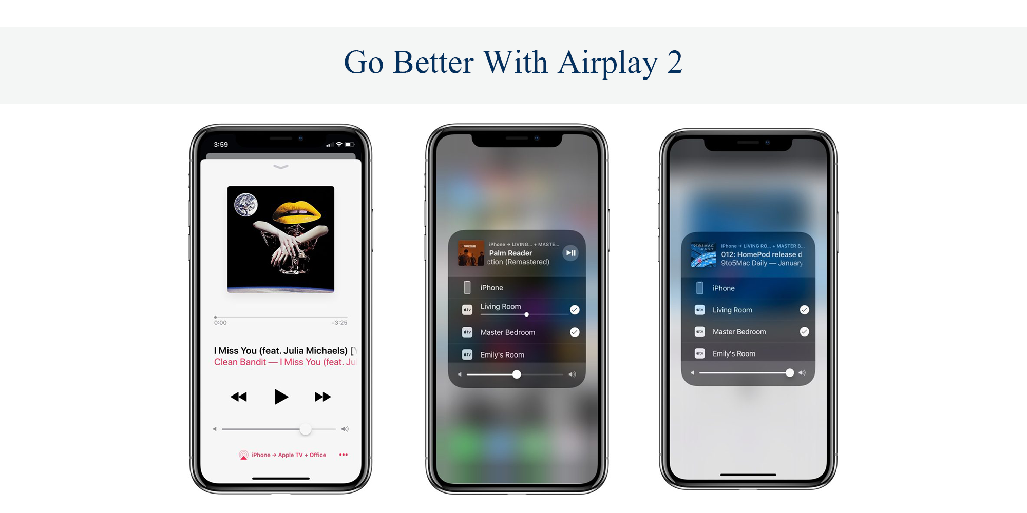 Go Better With Airplay 2