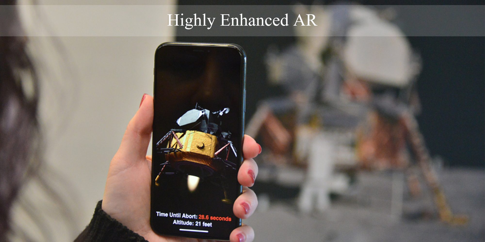 Highly Enhanced AR