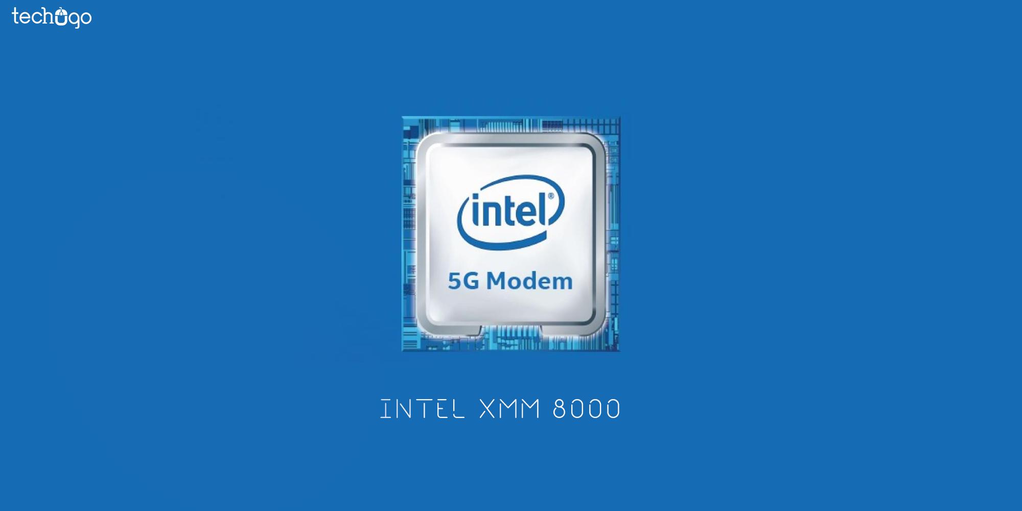 Intel XMM 8000