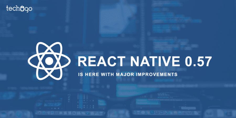 React Native 0.57