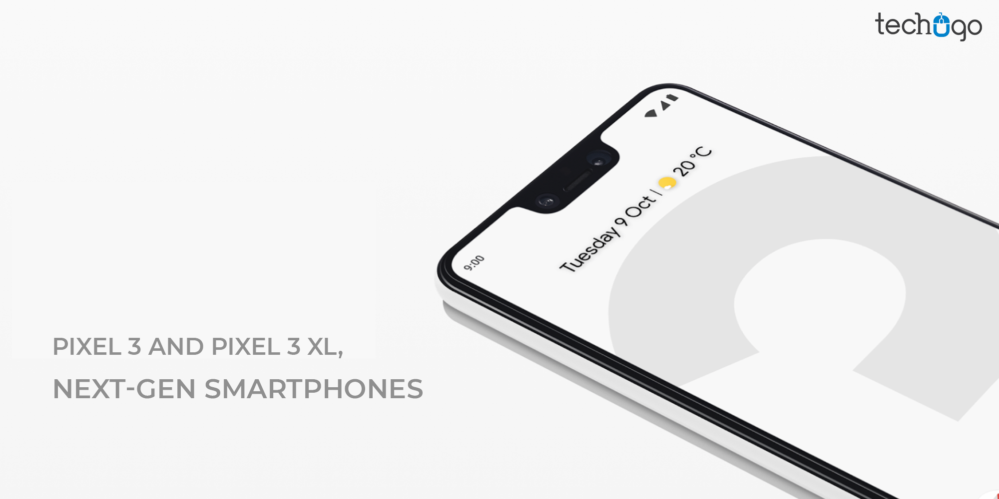 2-Pixel 3 And Pixel 3 Xl Next-Gen Smartphones