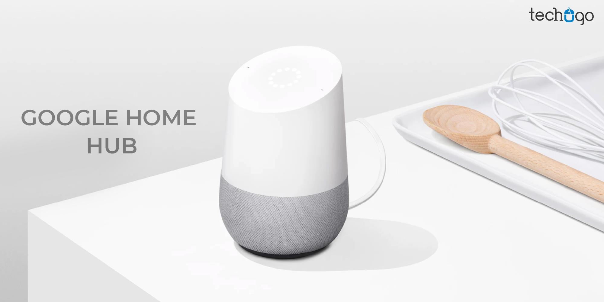 4-Google Home Hub