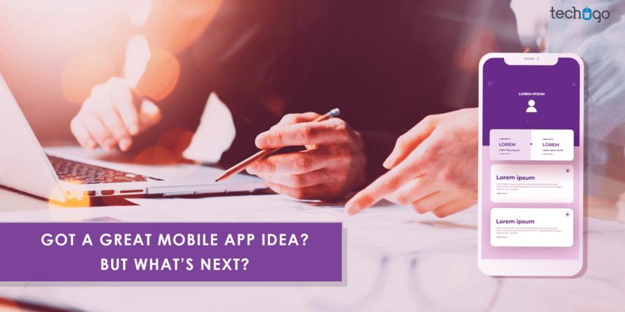 Great Mobile App Idea