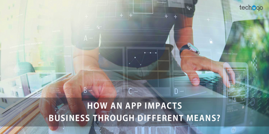 App Impacts Business