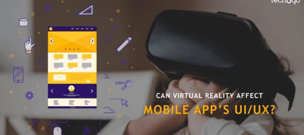 Mobile App's UI/UX