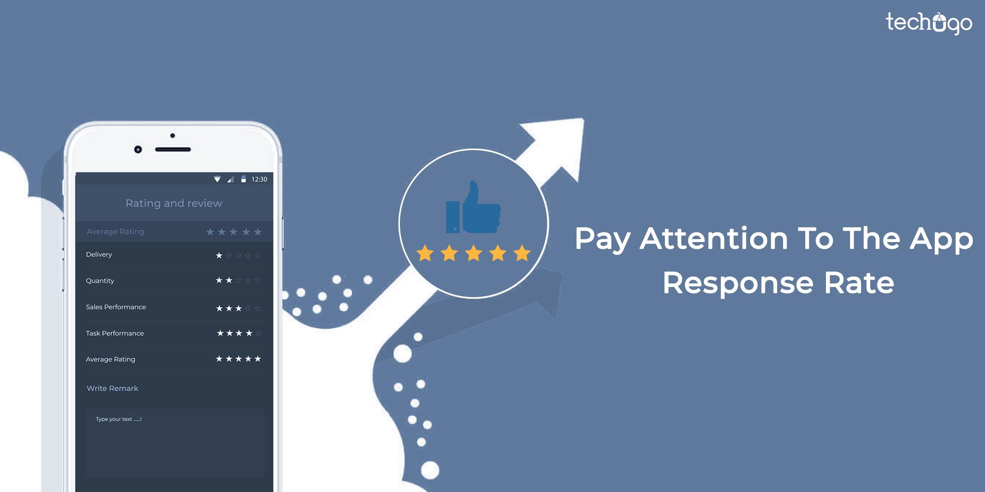 App Response Rate