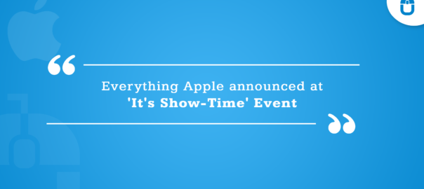 Apple Announce