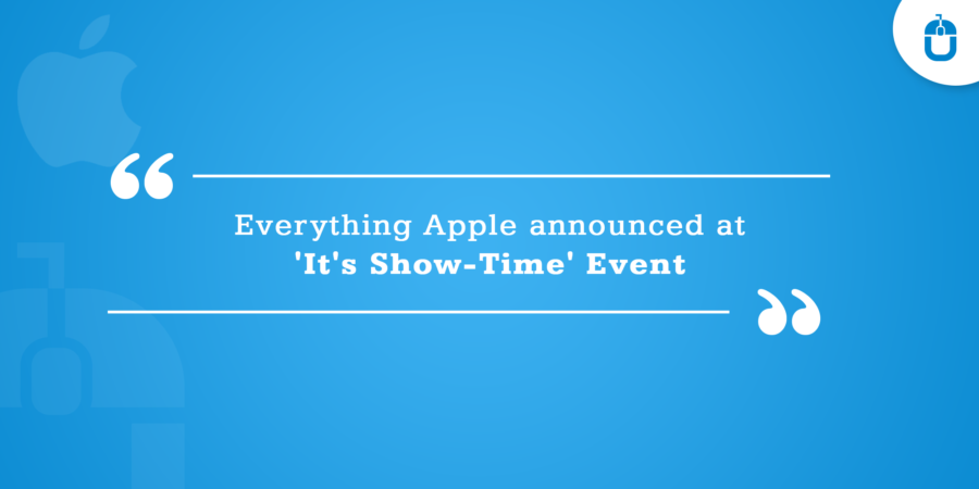 Apple Announced