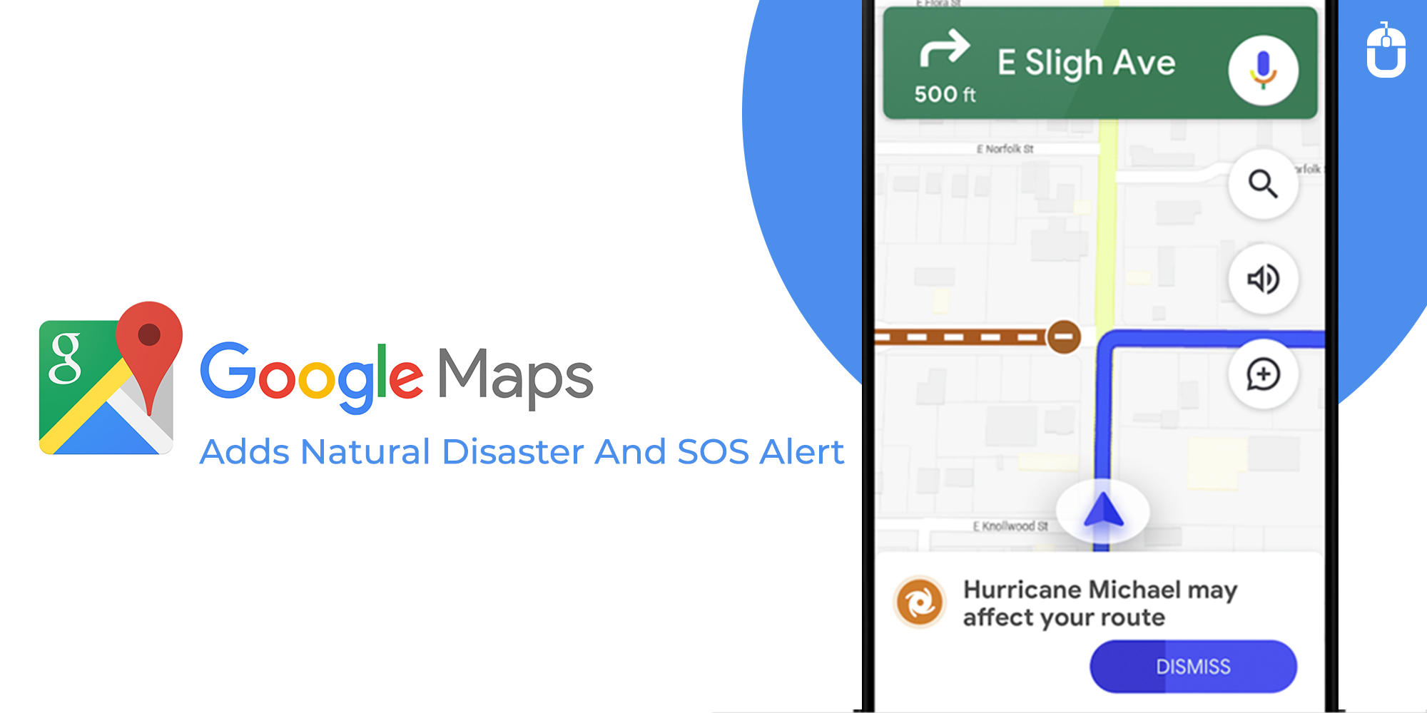 Google map -