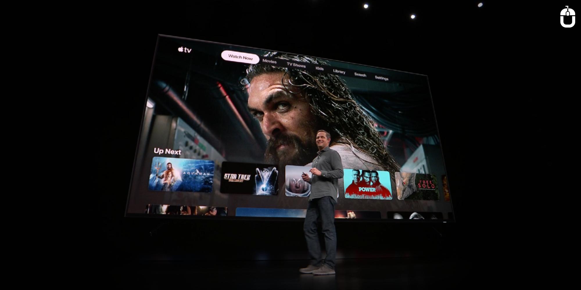 Introduced Apple TV