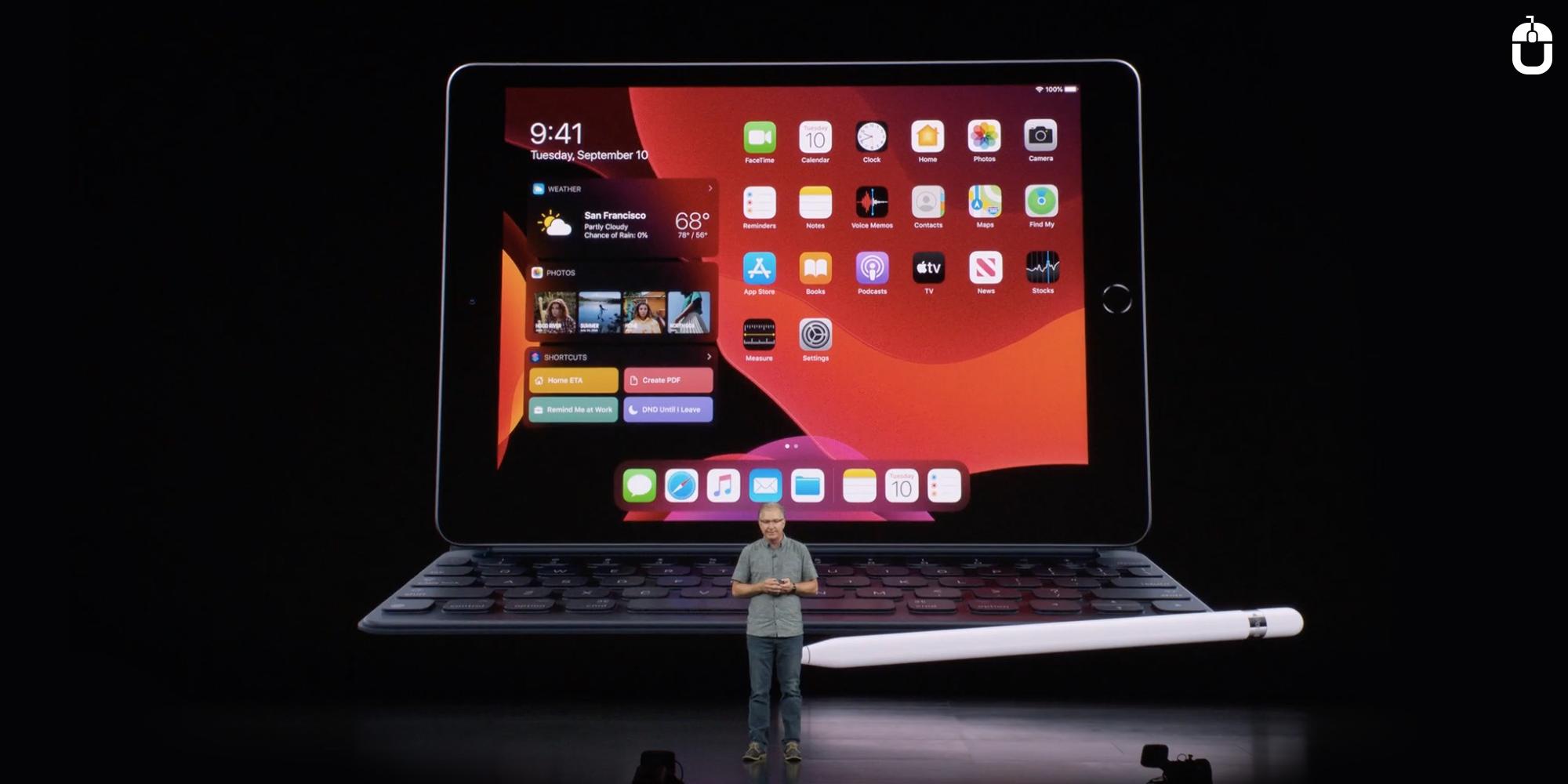 7th Generation iPad