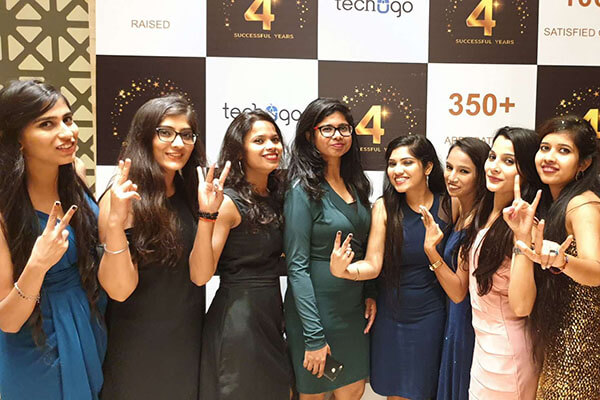techugo success party