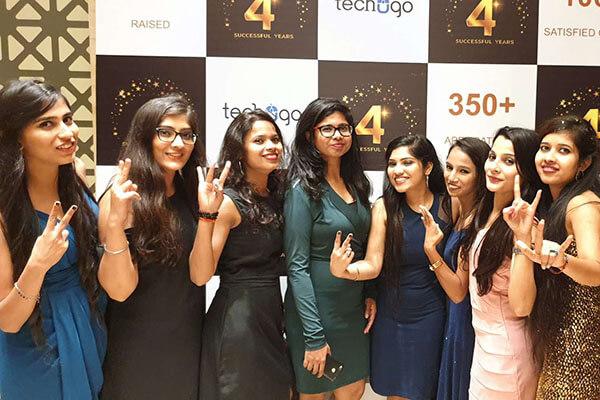 techugo success party