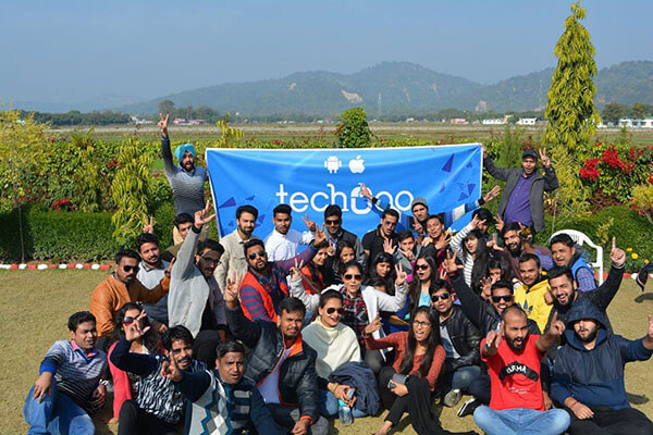 Techugo Team Kufri trip