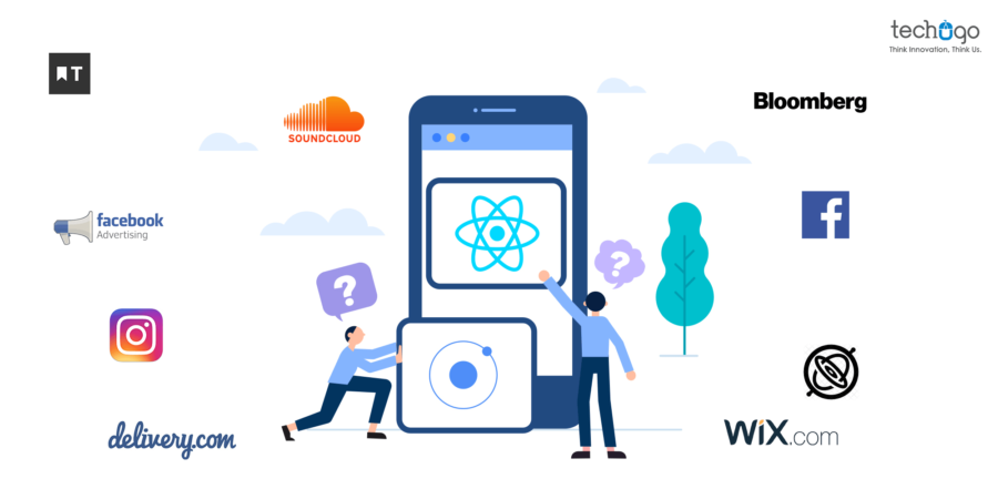 Top 10 brands using React Native for their business model