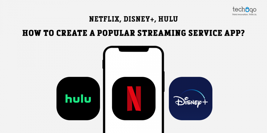 Streaming Service App