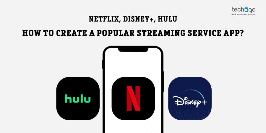 Streaming Service App