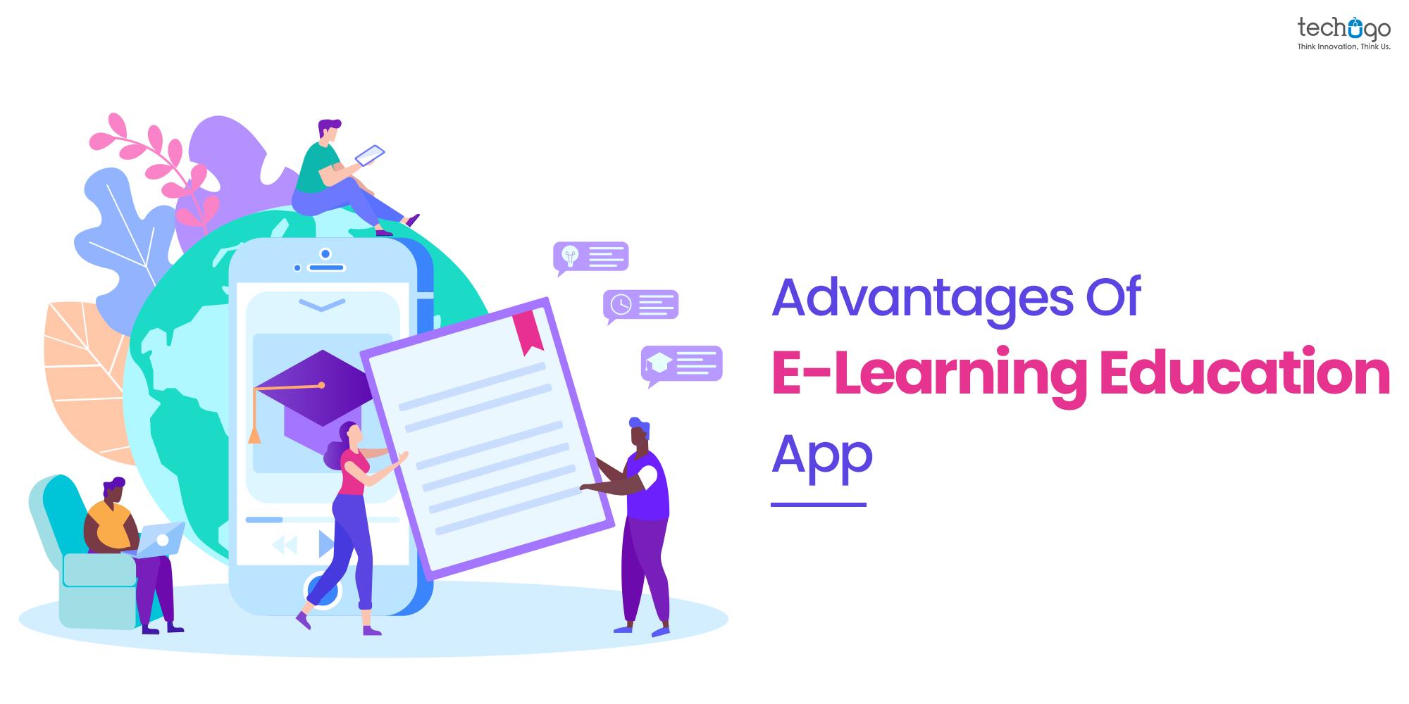 E-Learning Education App