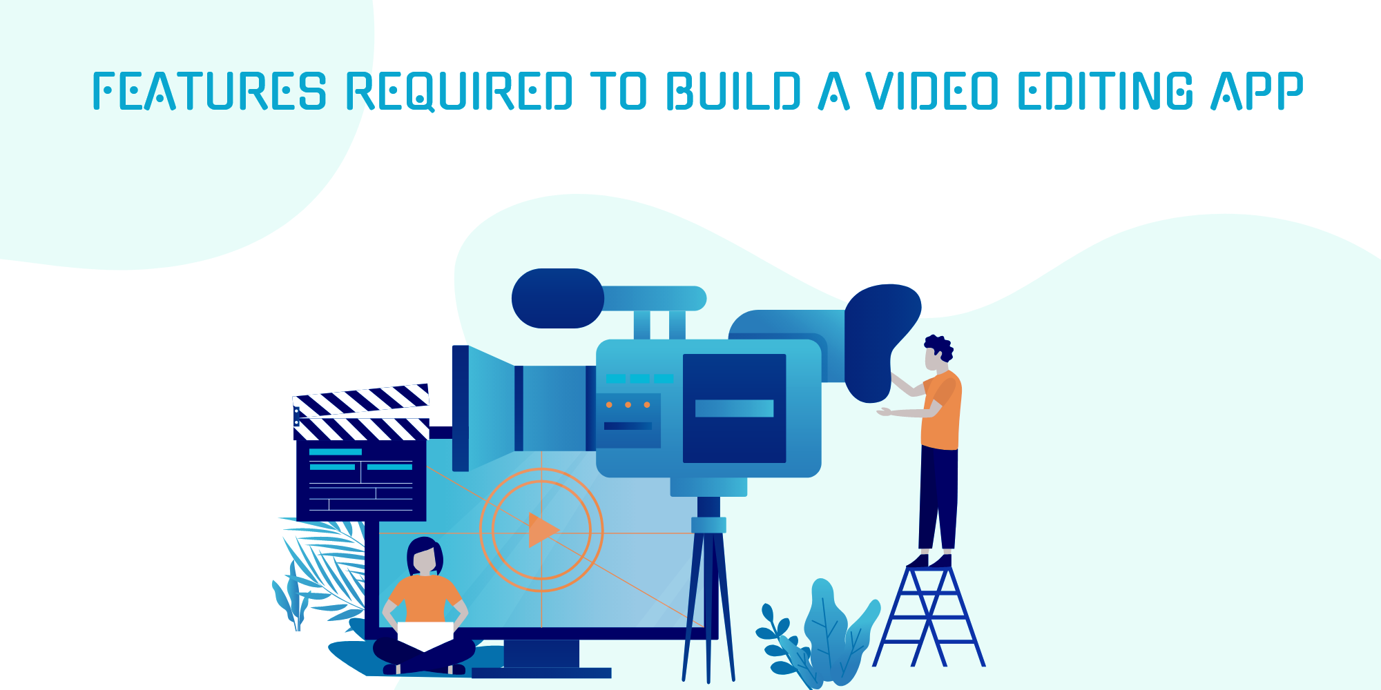 build a video editing app
