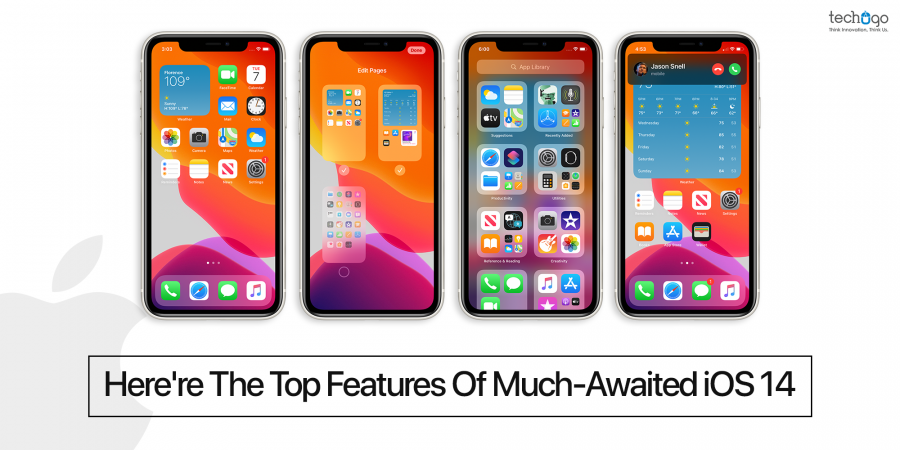 Here're The Top Features Of Much Awaited iOS 14
