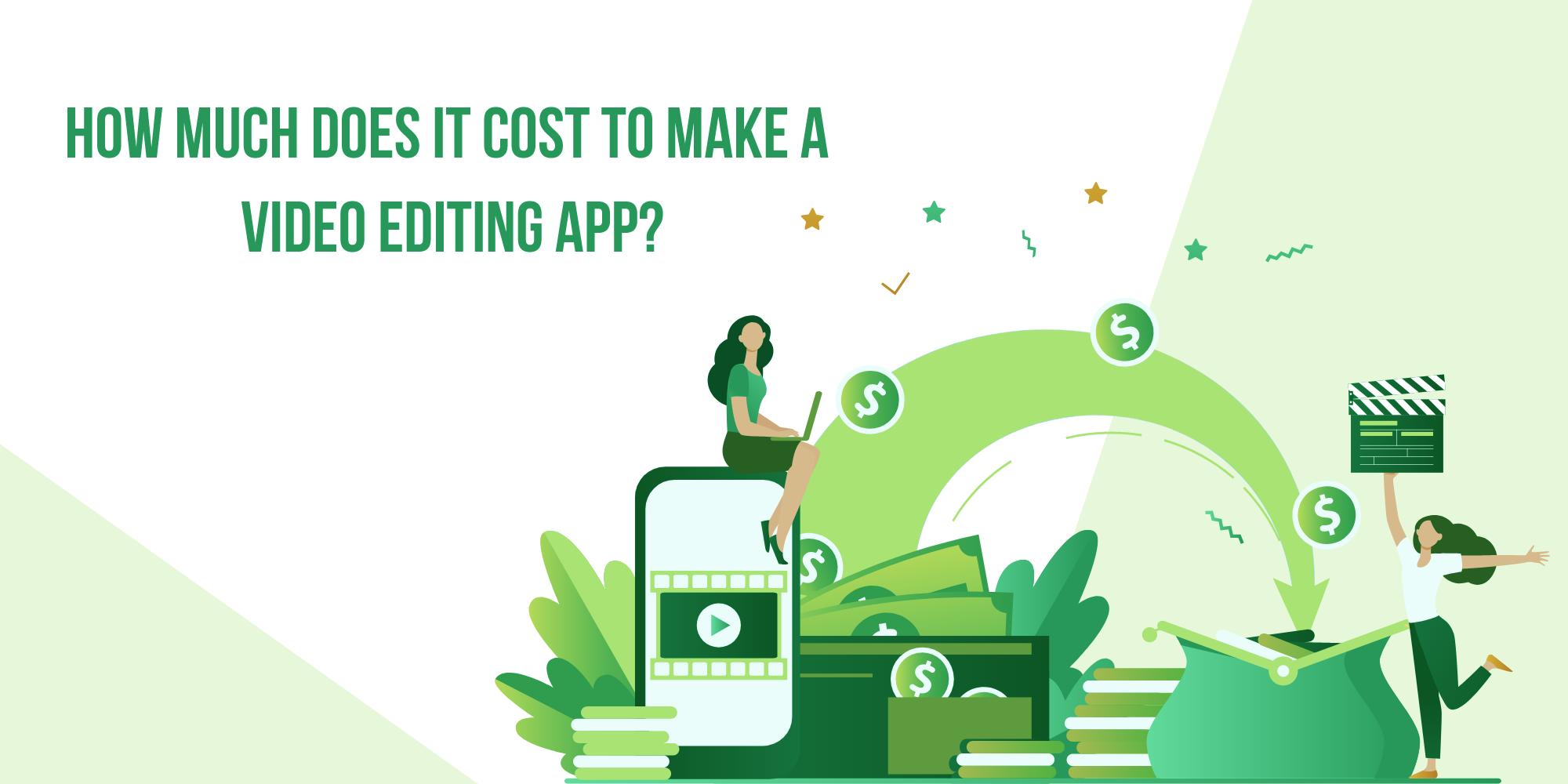 make a video editing app