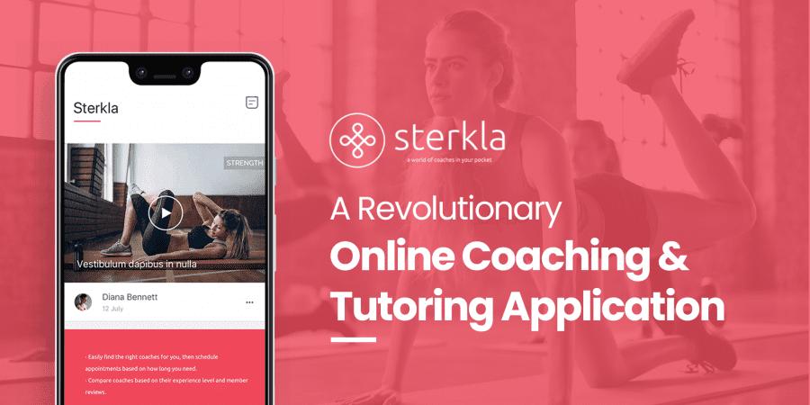 Sterkla-Online Coaching Platform