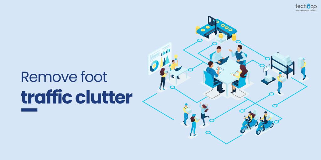Foot Traffic Clutter