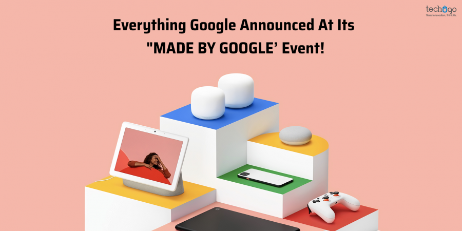 Made By Google Event