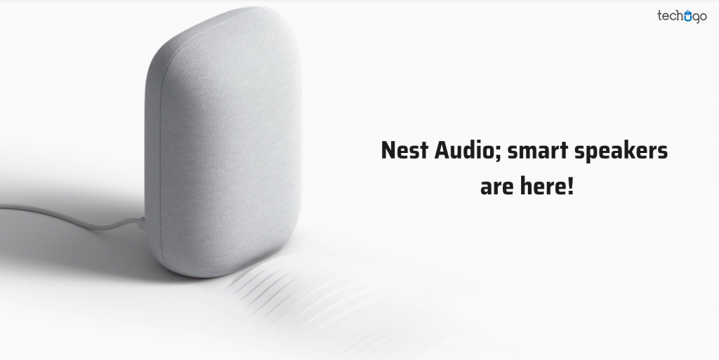 Nest Audio