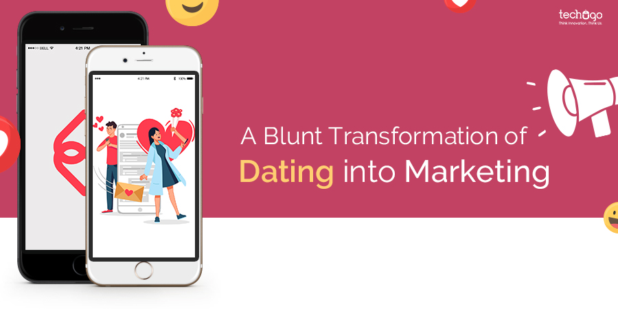 dating into marketing
