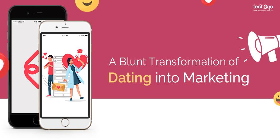 dating into marketing