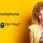 Smartphone app spying