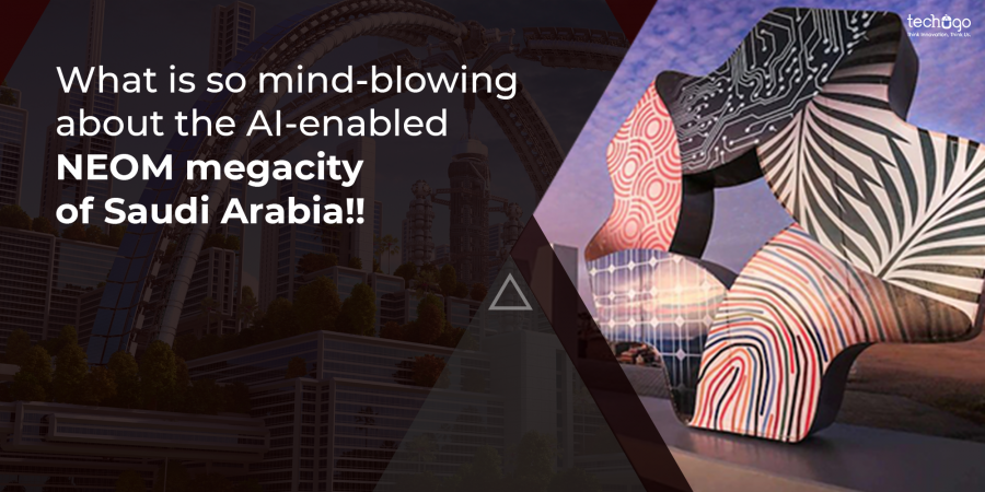 What Is So Mind-Blowing About The AI-Enabled NEOM Megacity Of Saudi Arabia!!