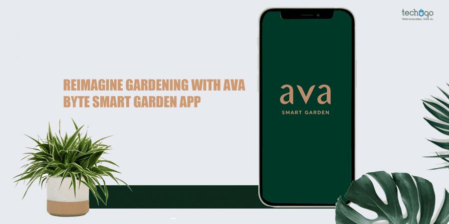 Ava Byt Smart Garden App
