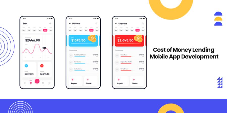 Money Lending App Cost