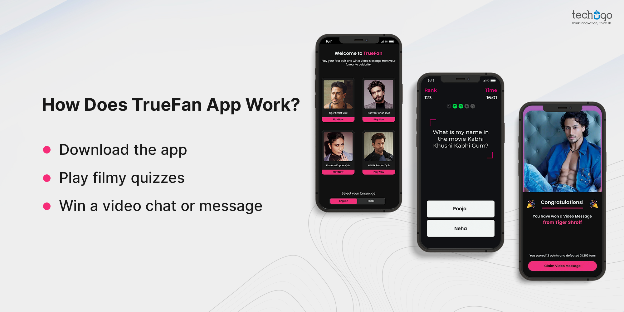 How Does TrueFan App Work?