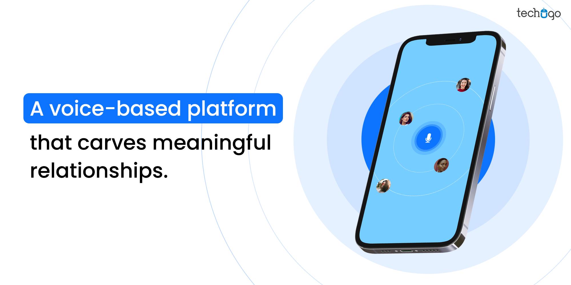 Voice Based Platform