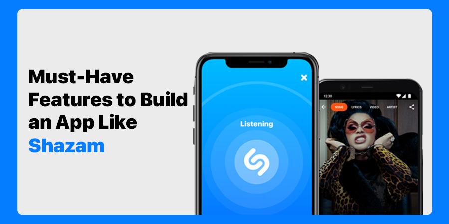 Build an App Like Shazam