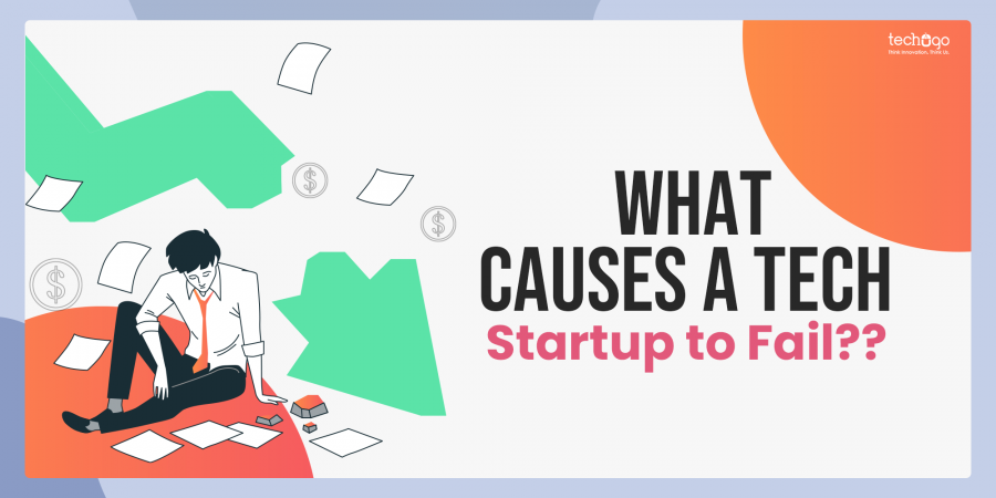 What Causes a Tech Startup To Fail
